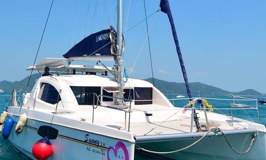Power Catamaran Rental In Tambon Rawai