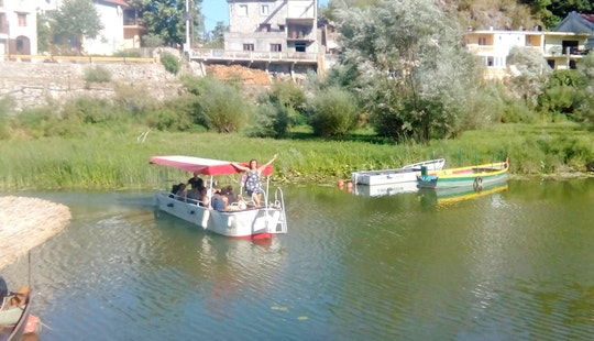 Charter Passenger Boat In Virpazar, Montenegro For 14 Pax