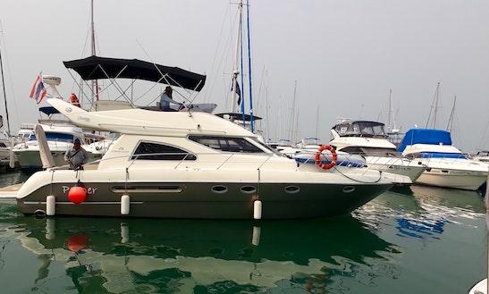 Charter Popper Motor Yacht In Na Jomtien, Thailand