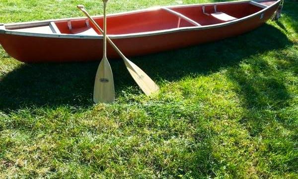Canoe in Winchester