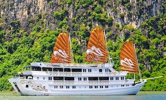 Paradise Luxury Cruise  in Halong Bay