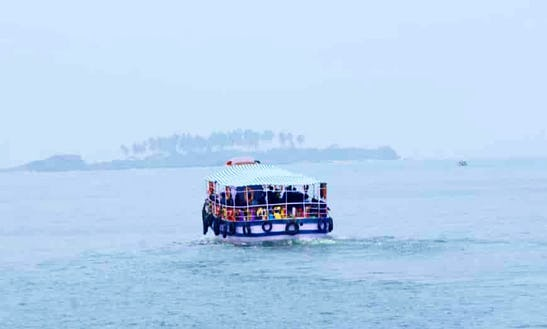 Explore Malpe, India - Charter A 30 Person Motor Boat!