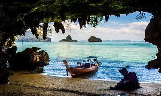 Best Boat Tour In Chang Wat, Thailand - Charter a Longtail Boat!