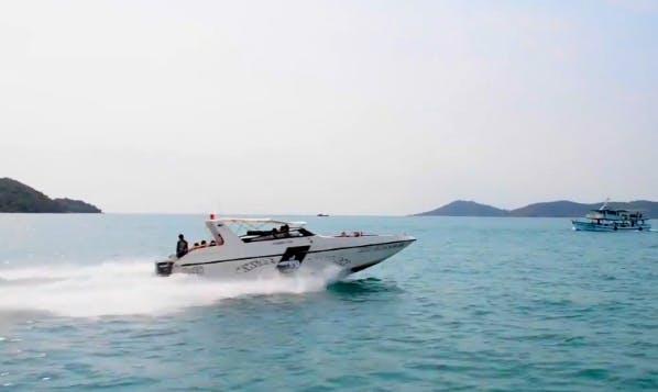 Cruise the Thai Coastline in Style