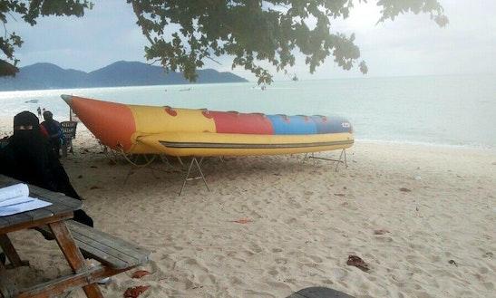 Experience Fun And Excitement Of Water Tubing In Batu Ferringhi, Malaysia