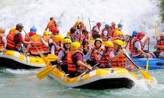 Rafting in Msaytbeh