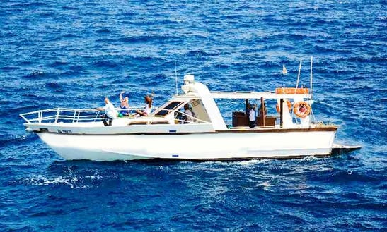 10-pax Diving Boat Trips In Paralimni