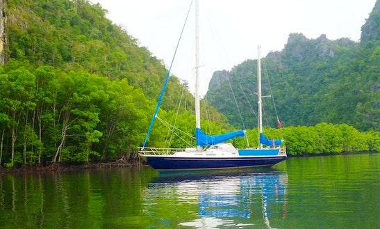 Rya Coastal Skipper Sailing Courses In Langkawi