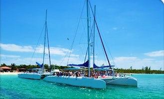 "74ft ""Sensation"" Thaiti Cruising Catamaran In Blanes, Spain"