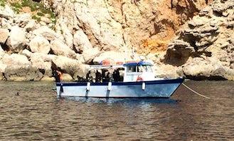 Scuba Diving In Costa Brava