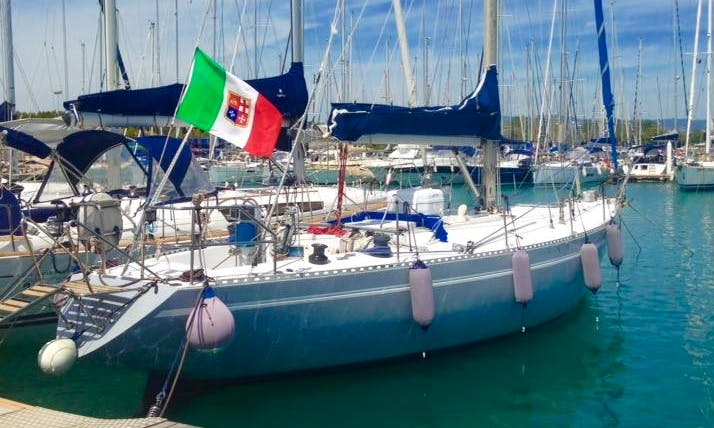 Charter a Cruising Monohull in Toscana, Italy