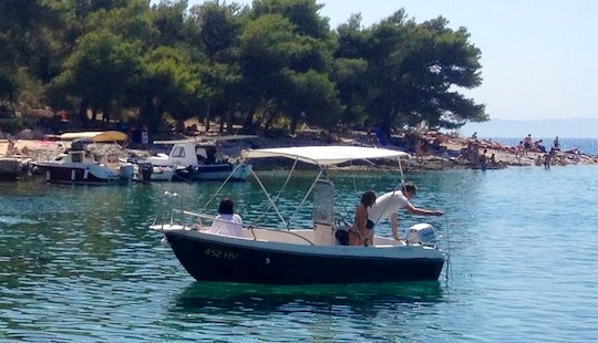 Reful 490 Open 20hp In Hvar