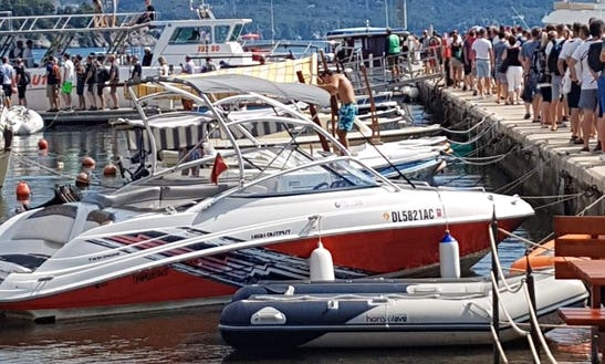 Charter A Bowrider In Budva, Montenegro