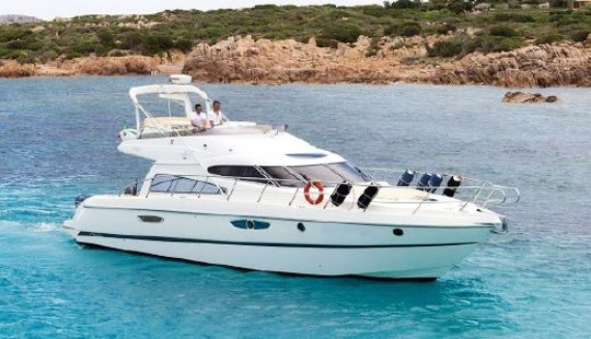 Charter A Motor Yacht In Budva, Montenegro
