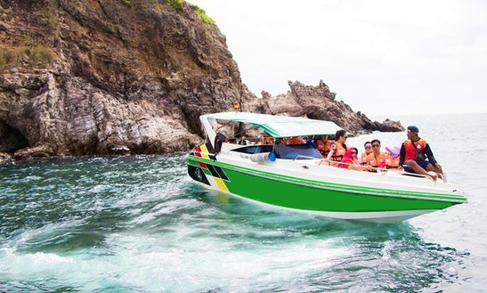 Rent A Bowrider In Map Ta Phut And Experience Thailand Like Never Before!