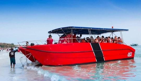 Charter A Power Catamaran In Chang Wat Rayong, Thailand