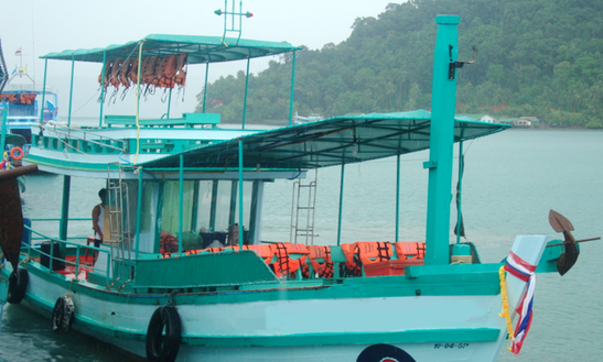 Fishing Charter In Tambon Koh Chang Tai
