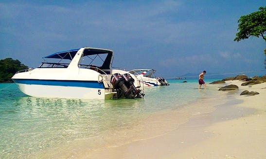 Rent A 4 Person Bowrider In Tambon Ko Chang, Thailand For Your Next Adventure