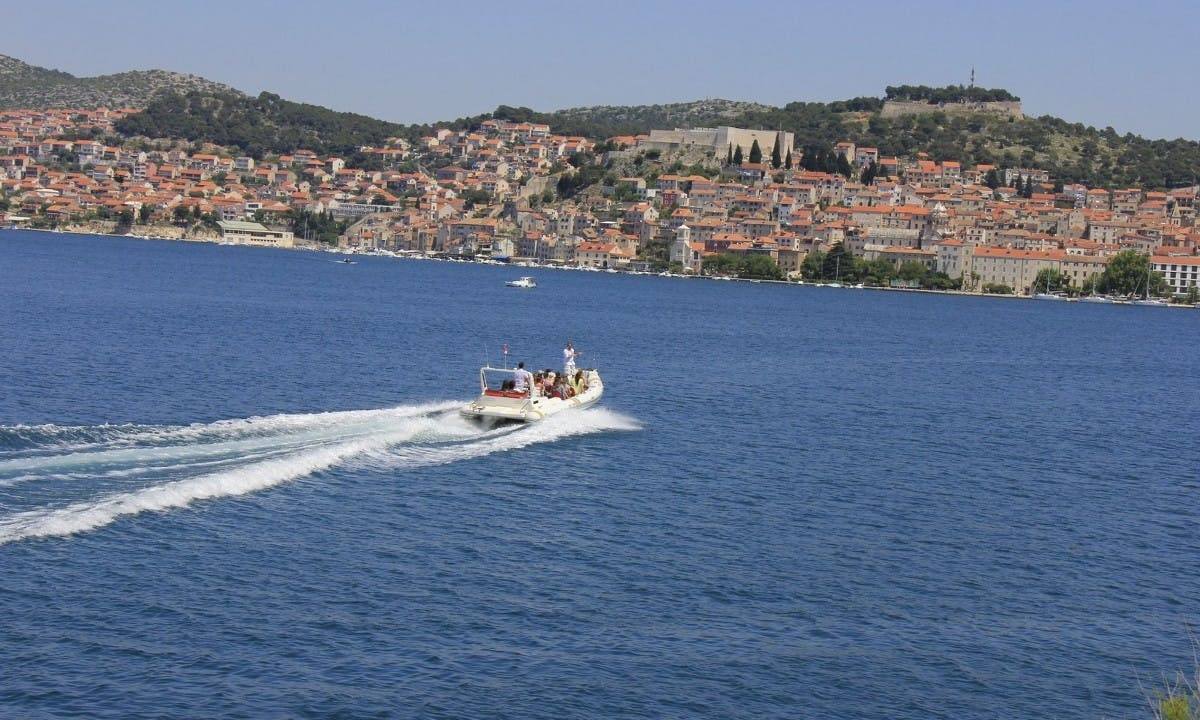 Boat Tour from Šibenik (Children Get 50% Discount)