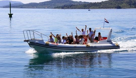 Boat Tour From Šibenik (children Get 50% Discount)