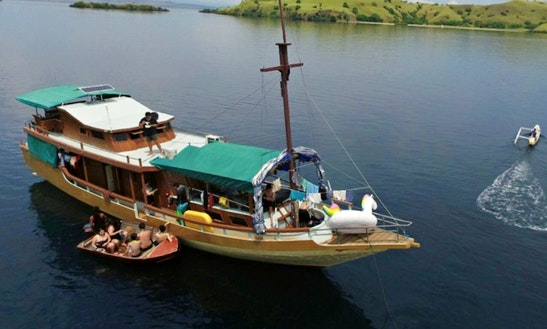 Charter A Gulet With Experienced Skipper In Nusa Tenggara Timur, Indonesia