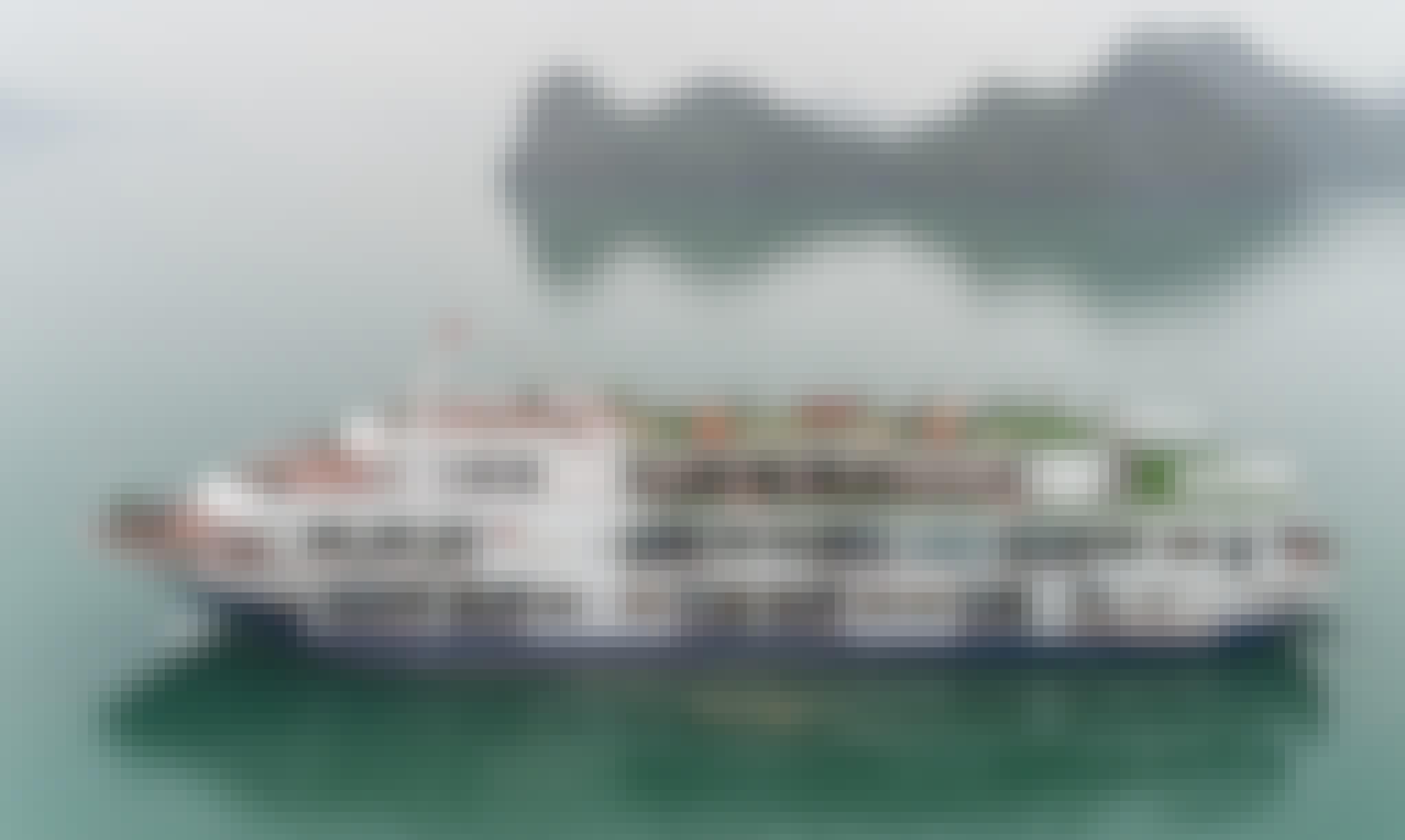 Charter a Junk Boat in Chương Dương, Vietnam