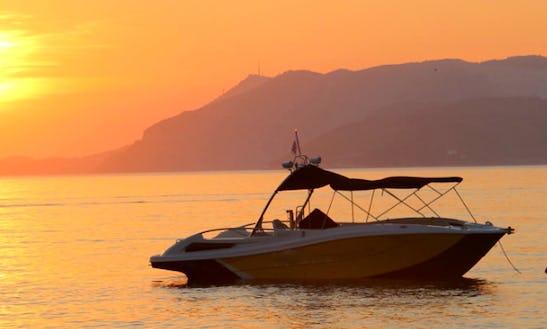 Charter An Amazing Speed Boat In Dubrovnik, Croatia