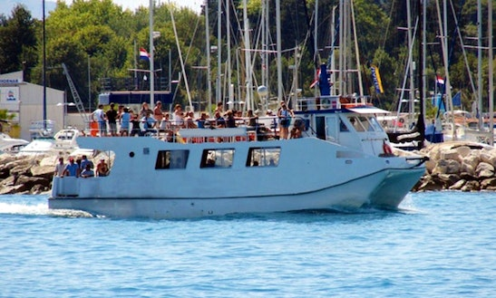 'bura Line' Catamaran Day Trips In Split
