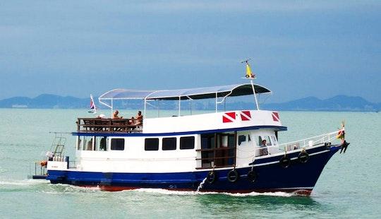 Enjoy Mv Saifon Trawler In Muang Pattaya Chang Wat Chon Buri