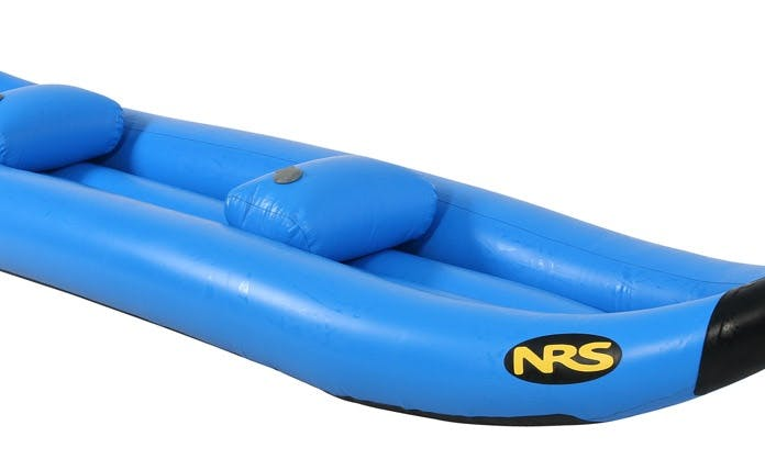Explore Phoenix, Arizona on this NRS MaverIK II Inflatable Kayak