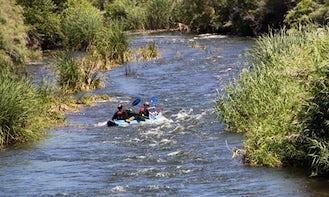 Explore Arizona on this NRS MaverIK II Inflatable Double Kayak