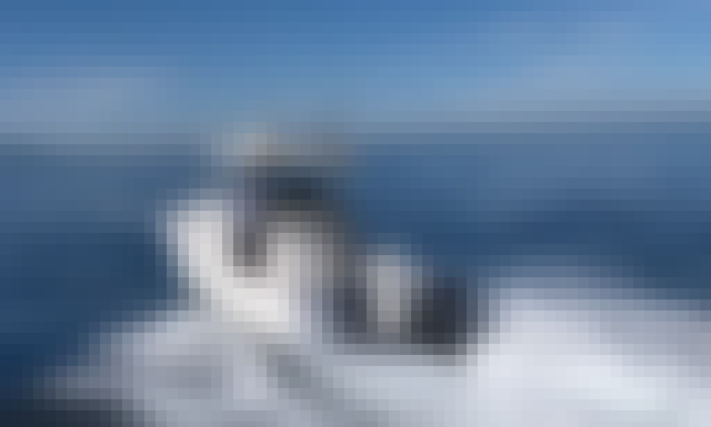 Power Catamaran fishing charter in Puerto Vallarta