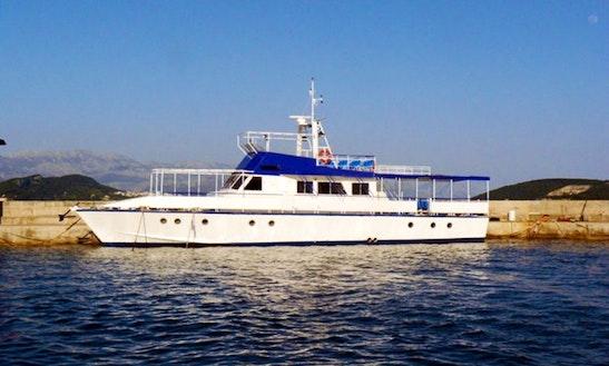 'bura Pride' Passenger Boat Day Trips In Split