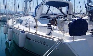 """Charter 50ft """"Elise"""" Cruising Monohull In Novi Vinodolski, Croatia"""