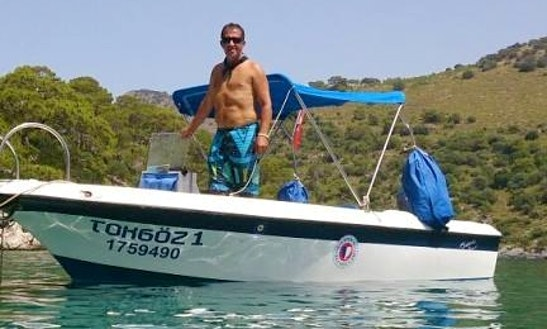 3-hour Bowrider Rental In Muğla, Turkey