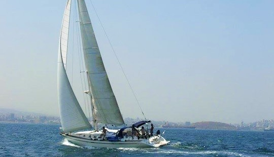 Charter Beneteau 53 Cruising Monohull In Antalya, Turkey