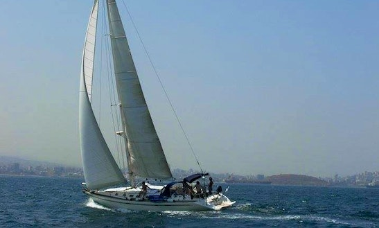 Charter Beneteau 53 Cruising Monohull In Antalya, Turkey