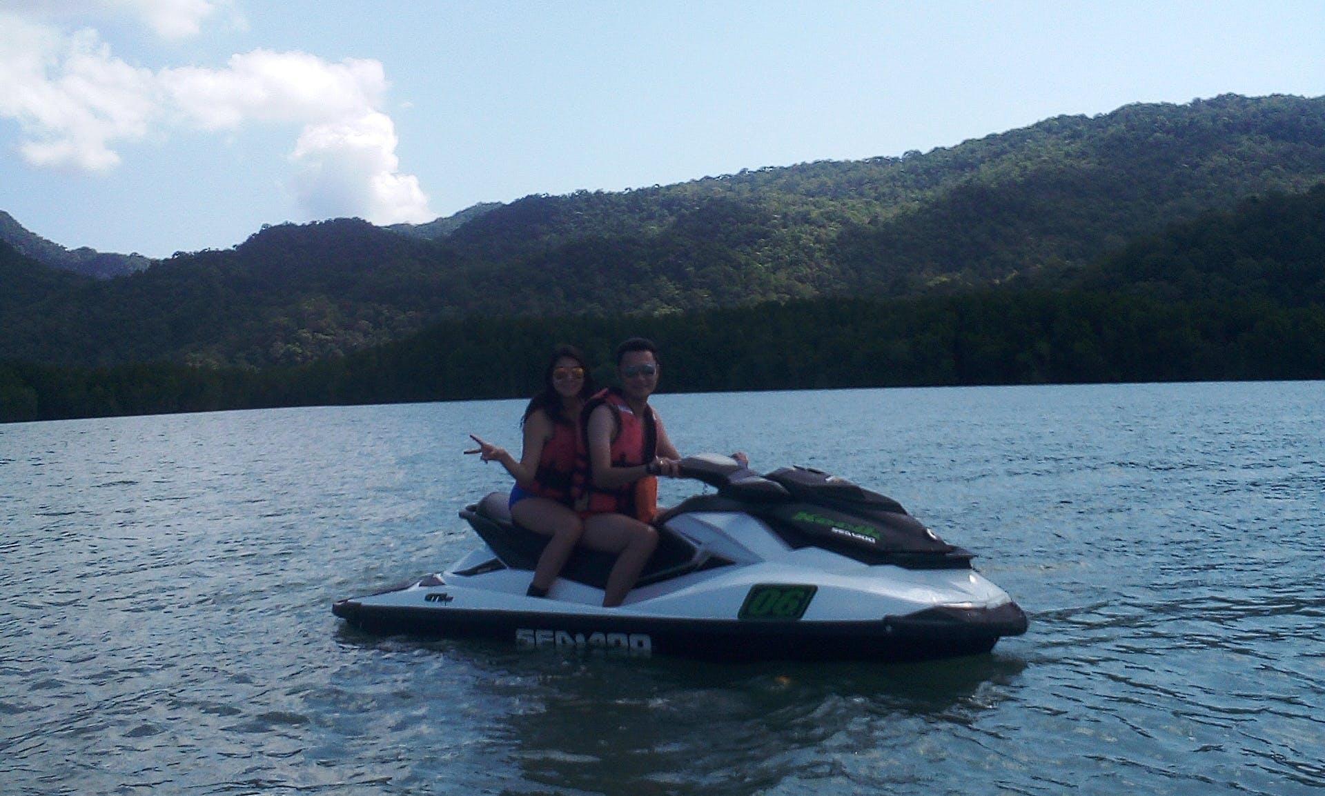 Jet Ski Tour in Langkawi