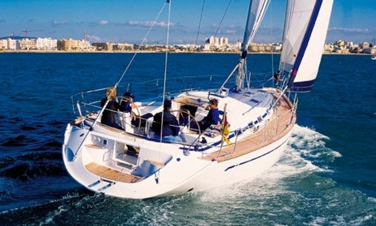 Cruising Catamaran Rental In San Javier