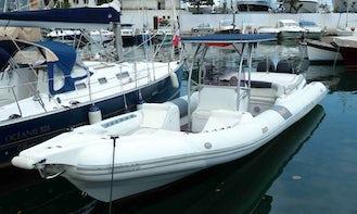 Charter 33' Bat 996 Open Rigid Inflatable Boat in Tivat, Montenegro