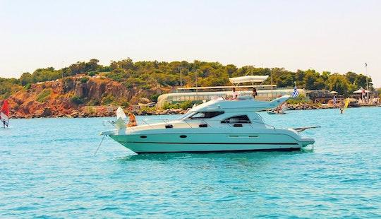 Charter A Motor Yacht With A Friendly Skipper In Zakinthos, Greece