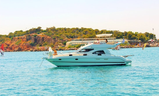 Charter A Motor Yacht With A Friendly Skipper In Zakinthos, Greece