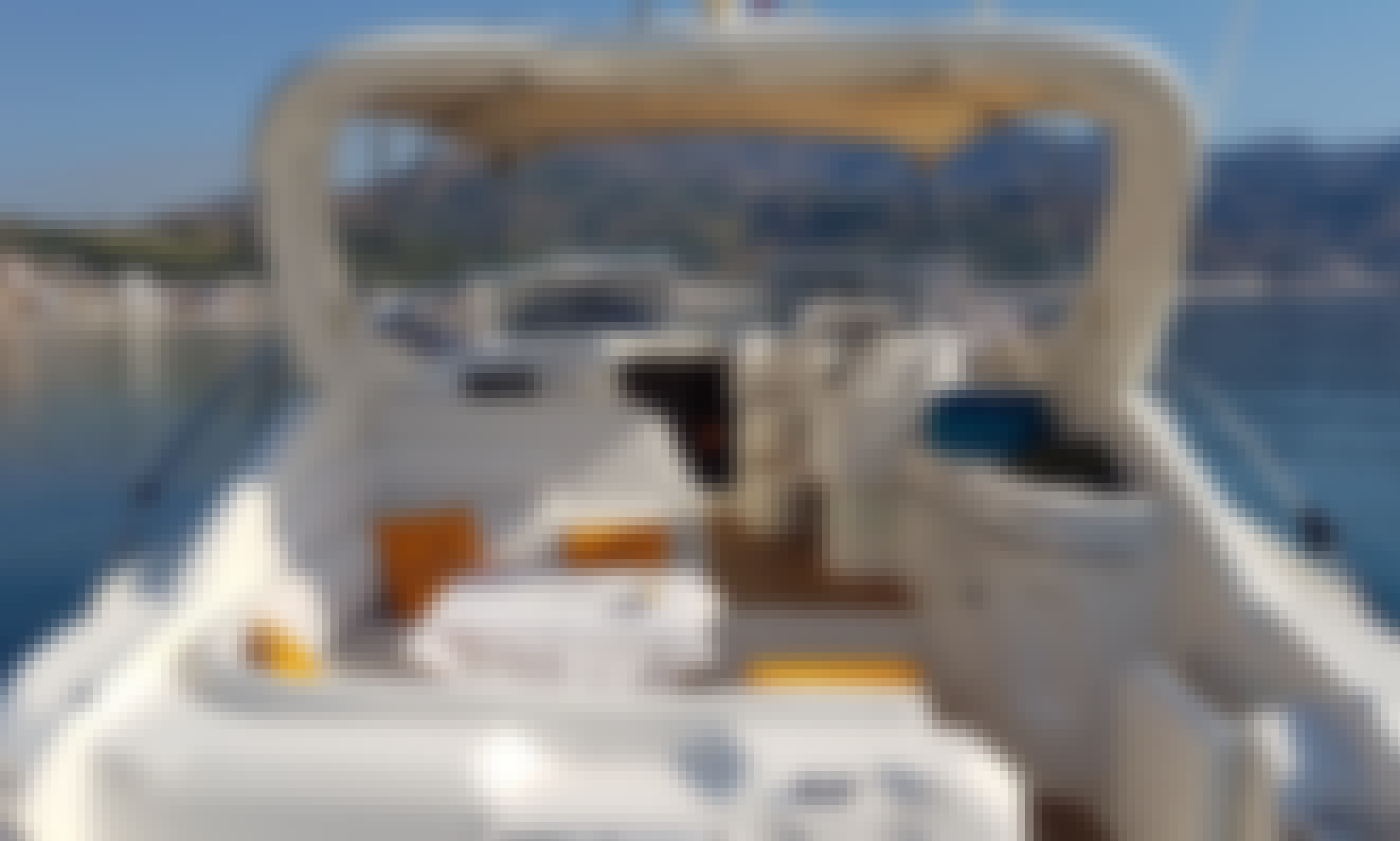 Charter Cranchi Zaffiro 34 Motor Yacht In Sicily, Italy
