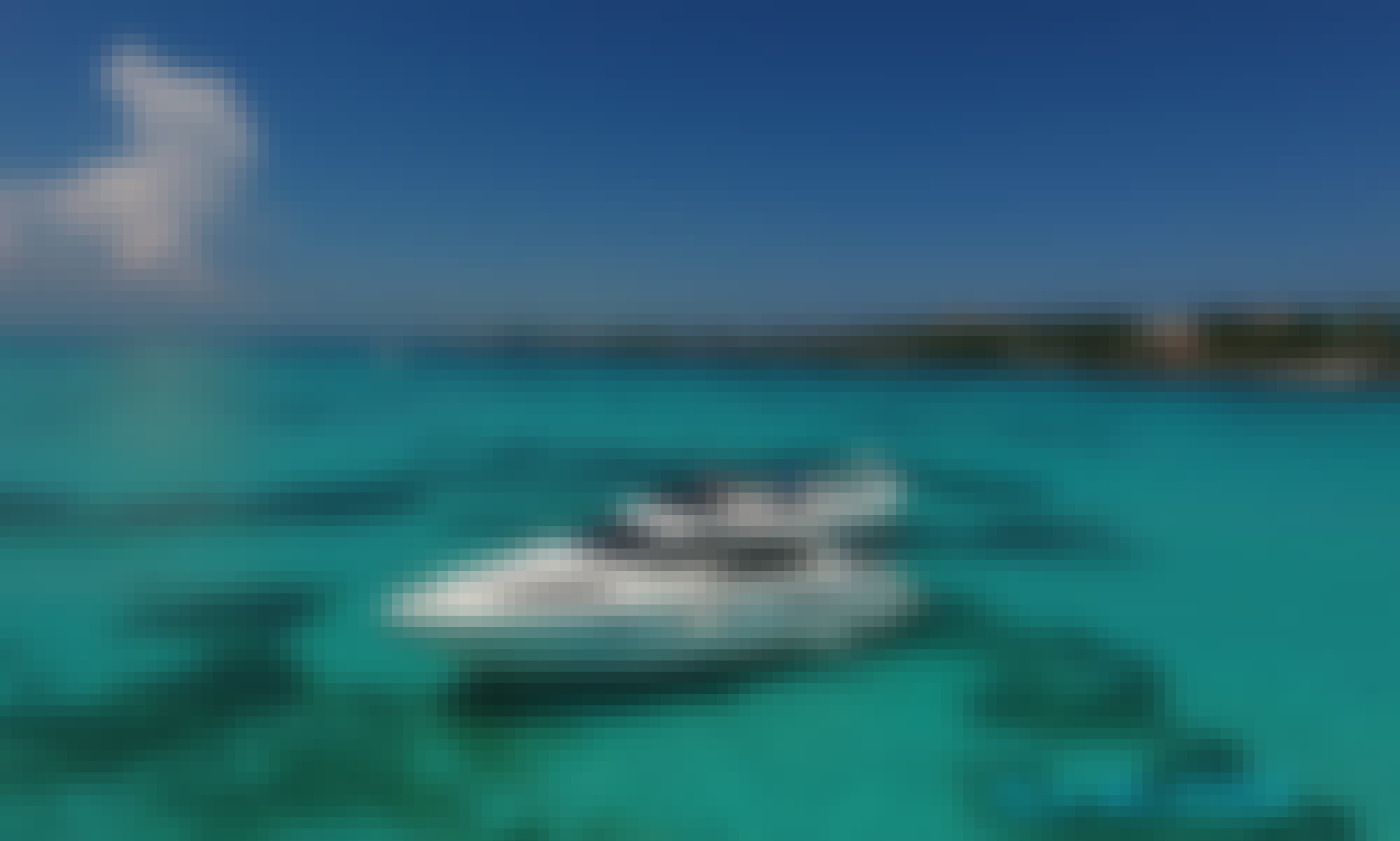 Charter on 50ft Luxury Azimut Motor Yacht in Cancún, Quintana Roo