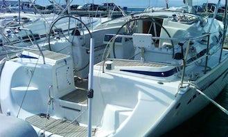 "Charter 42ft ""Shiraz"" Cruising Monohull with 3 Cabins In Novi Vinodolski, Croatia"