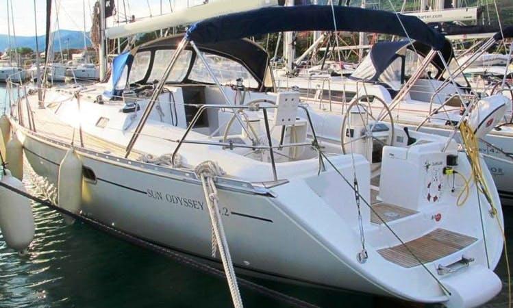 Sun Odyssey 45.2 Sailing Yacht Charter In Gospić