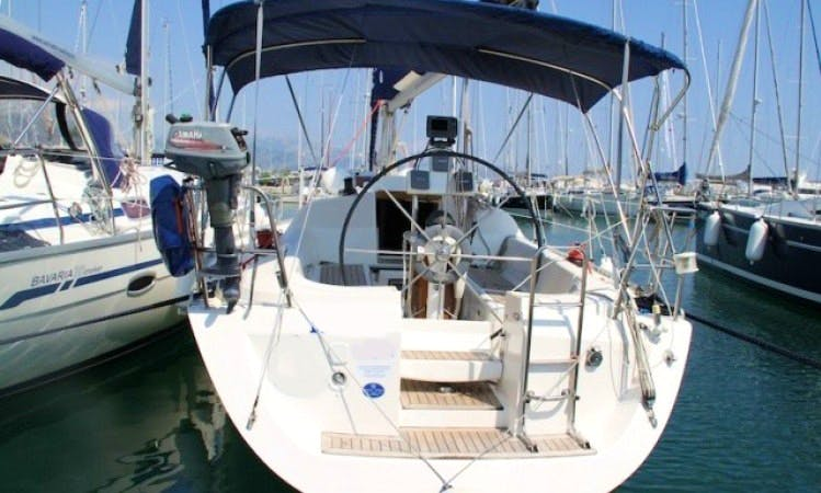Charter Elan 333 Sailboat in Croatia