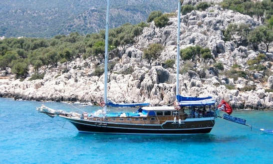 Gulet Rental In Bodrum 18 People Best Offers