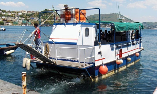 Passenger Boat Trips In Bacoli, Italy