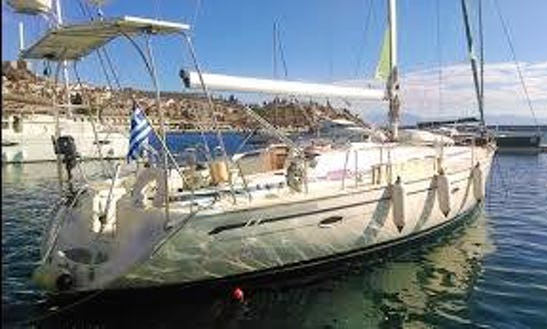 Charter 46' Bavaria Cruising Monohull In Kavala, Greece
